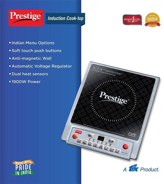 Prestige Induction Cook - Tops PIC 1.0 V2