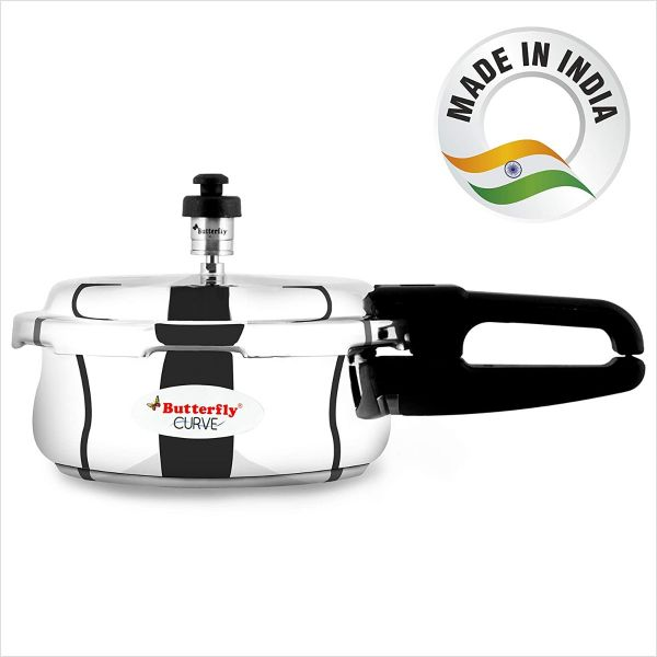 Butterfly Pressure Cooker Curve  - 2L