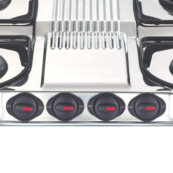 Prestige Stainless Steel 4 Burner