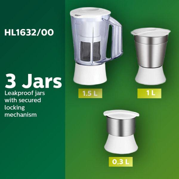 Philips HL1632 Juicer Mixer Grinder