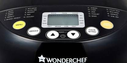 Wonderchef Regalia Bread Maker - Steel