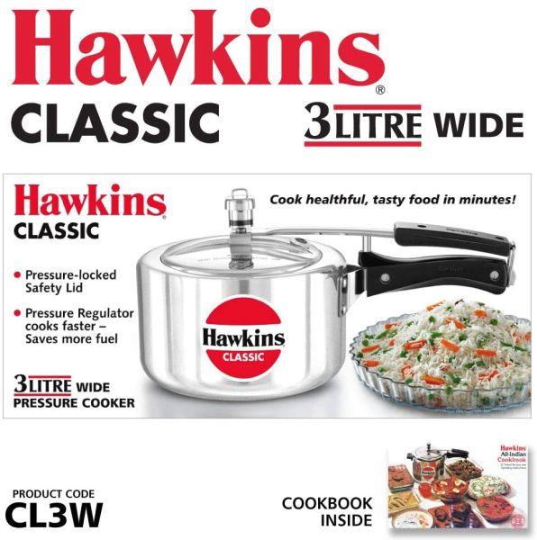 Hawkins  Classic 3 Litre Wide Body - CL3W