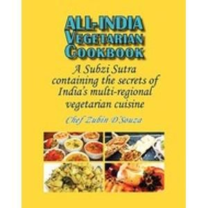 All-India Vegetarian Cookbook