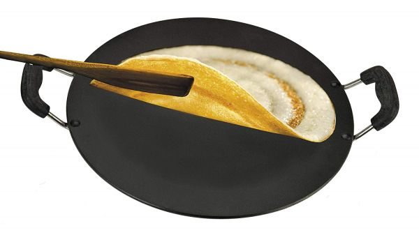 Anjali Platinum Flat Mutli Deluxe Tawa (Only Gas Stove Compatible)