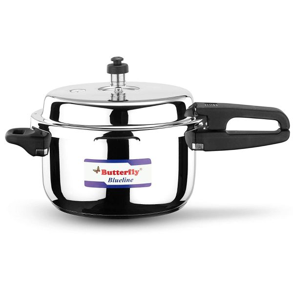 Butterfly Pressure Cooker Blueline  - 5Litres