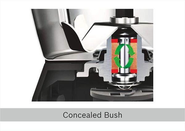 Bosch Mixer Grinder  TrueMixx Pro 750W  - 4Jars