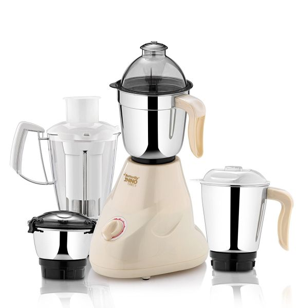 Butterfly Rhino Turbo Mixer Grinder with 4 Jars
