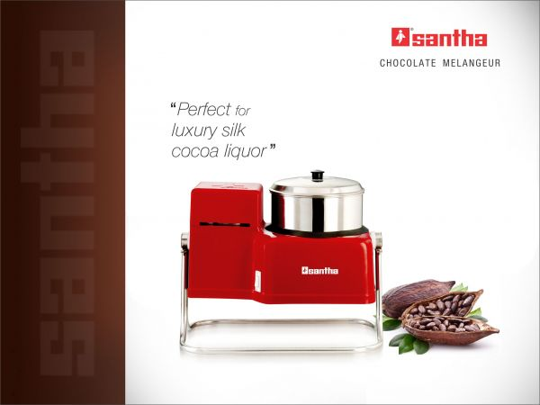 Santha 20 Chocolate Melanger (No Speed Controller)