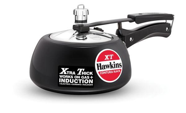 Hawkins  Pressure Cooker Contura Black XT - 2L