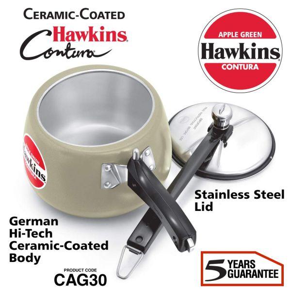 Hawkins Contura  Apple Green  3L