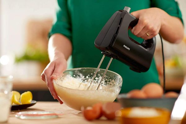 Philips Hand Mixer - HR3705/10 - 300-Watt