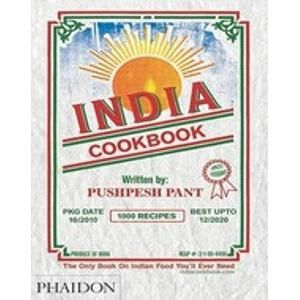 India Cookbook by Pushpesh Pant