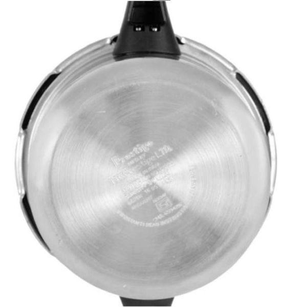 Prestige Popular Aluminium Pressure Cooker 3 Ltr