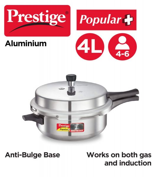 Prestige popular 4 Litre junior deep pressure pan with lid