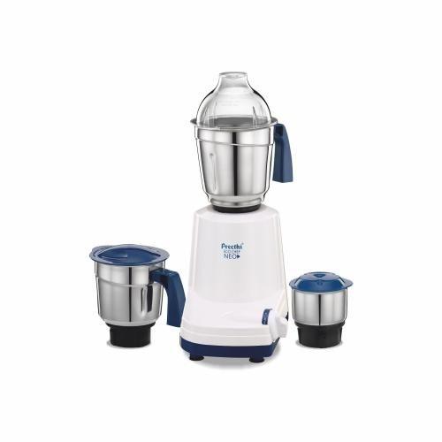 Preethi Mixer Grinder Eco Chef Neo  MG 199 - 3 Jars 500 Watt