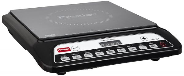 Prestige PIC 20.0 Induction Cook-top + BYK 3Pc Non Stick Set