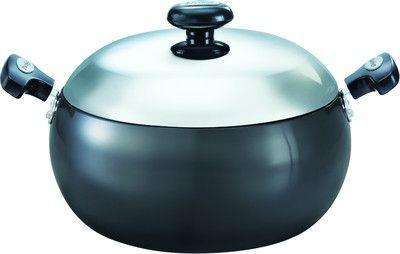 Prestige Hard Anodised Induction Base Sauce Pan
