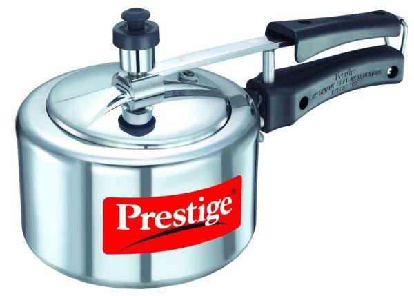 Prestige Nakshatra Aluminium Pressure Cookers 1.5 Ltr