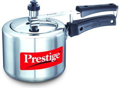 Prestige Nakshatra Aluminium Pressure Cookers 2 Ltr