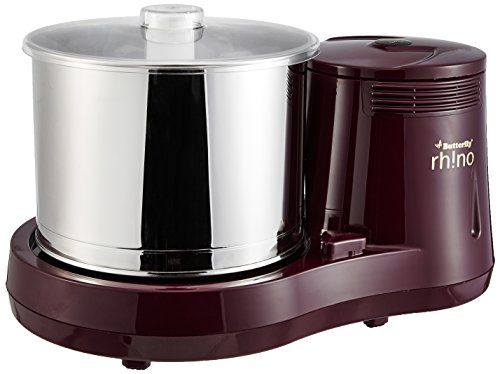 Butterfly  Table Top Wet Grinder Rhino - 2 Litre