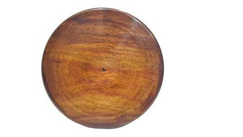 Wooden Board And Rolling Pin - Chakla Belan