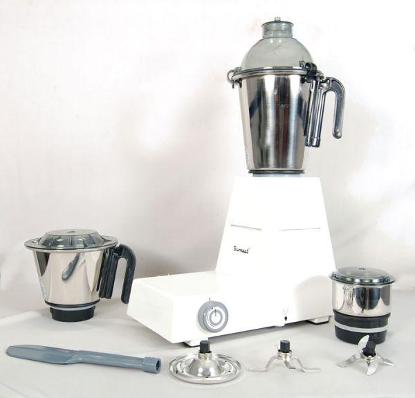 Sumeet Mixer Grinder Domestic Plus 951 - 600 Watt