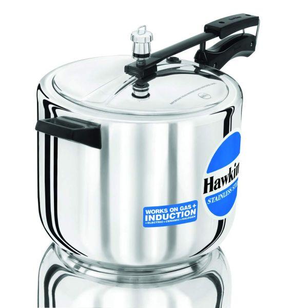 Hawkins Stainless Steel Pressure Cooker 3 L B33