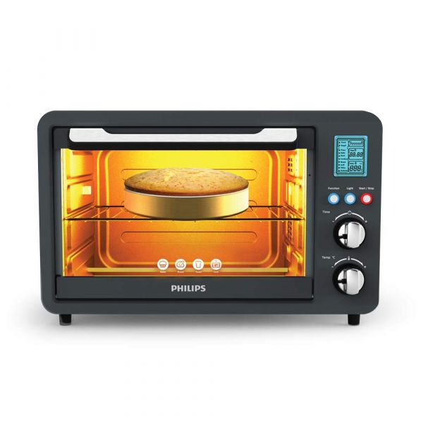 Philips Digital Oven Toaster Grill HD6975/00 - 25L