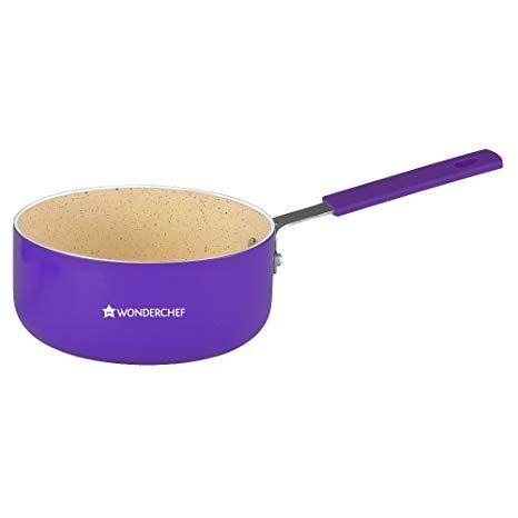 Wonderchef Piccolo Aluminum Sauce Pan