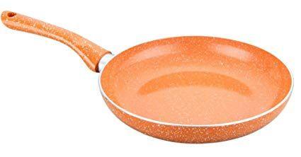Wonderchef Tangerine Aluminum Fry Pan