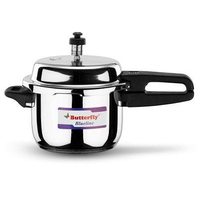 Butterfly Pressure Cooker Blueline - 3L