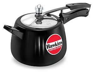 Hawkins Contura Hard Anodised Pressure Cooker 4 L