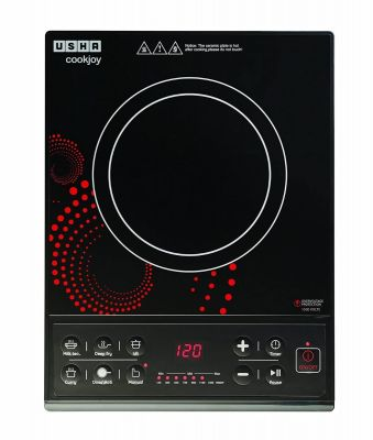 Usha  Induction Cooktop Cook Joy - 1600Watt