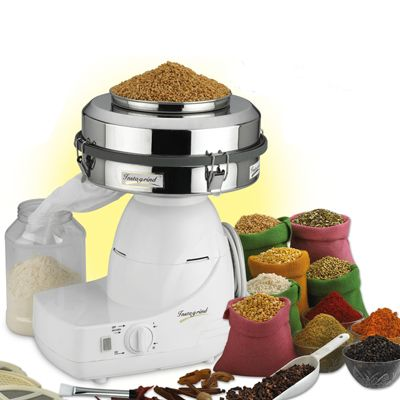 Cookwell Insta Grind Flour Mill Portable