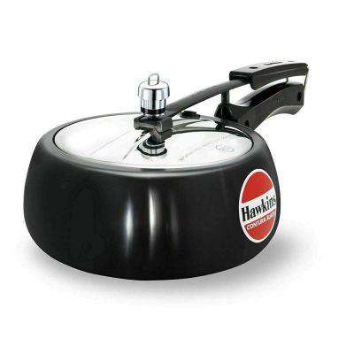 Hawkins Pressure Cooker Hard Anodised  Contura  - 3.5 L