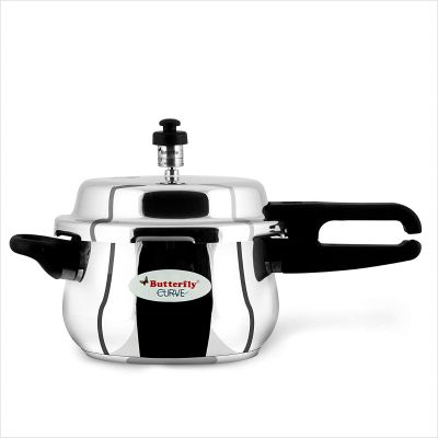 Butterfly Pressure Cooker Curve - 3L