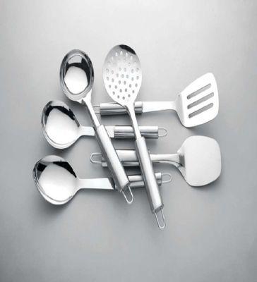 Stainless Steel Mat Kitchen Tool - 5 Piece Set