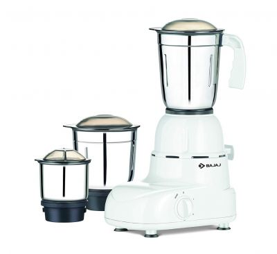 Bajaj Mixer Grinder Glory 3 Jars - 500 Watts