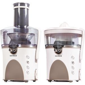 Havells Fusion Juice Extractor cum Citrus Press
