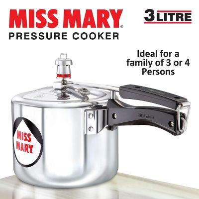 Hawkins Miss Mary Pressure Cooker 3 L