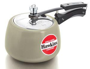Hawkins Pressure Cooker Contura Tomato Apple Green - 5L
