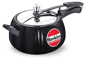 Hawkins Contura Black 5L Pressure Cooker