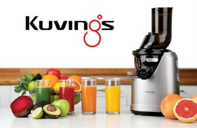 Kuvings  Slow Juicer Professional Cold Press Whole - 240 Watts