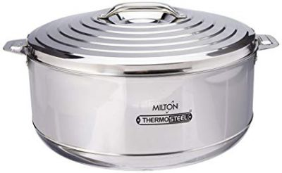 Milton Galaxia Stainless Steel Casserole - 2.5 litres