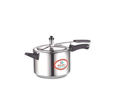 Bajaj Pressure Cooker Majesty with Inner Lid - 5 Litres