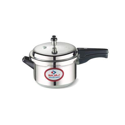 Bajaj Pressure Cooker Majesty Aluminium PCX 3 Outer Lid - 3 litres