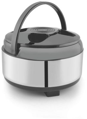 PNB Kitchenmate Cosmos 2500 ml Casserole with Plastic Cover & Handle (TCC-2.5)