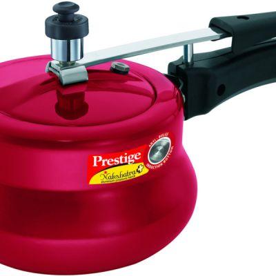 Prestige Nakshatra Plus Red Handi 5 L