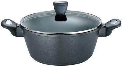Prestige Omega Diecast Plus Fry Pan with Heat Indicator
