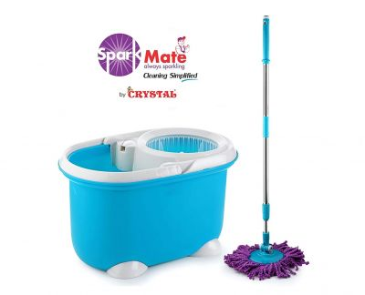 Spark Mate Magic Cleaning Mop by Crystal
